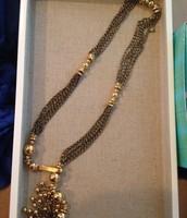 Bianca Tassel Necklace $69.00