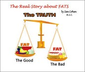 people will chose bad fats then good fats because it taste better