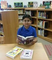 5th Grade-Victor J. Bueno