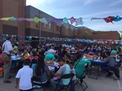Cigarroa ES Hosts Huge Hispanic Heritage Month Celebration