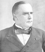 McKinley portrait during Spanish-American War