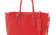 Madison Tech Bag in Poppy