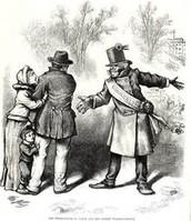 Tweed manipulates immigrants
