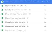 LC Finance Tracker