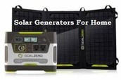 Solar Panel Generator Is One Of The Very Best Types Of Energy