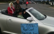 Thanks to Paul Banks for Participating in our Parade!