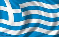 Le drapeau du Grèce