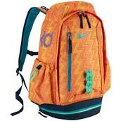Kevin Durant Orange Backpack