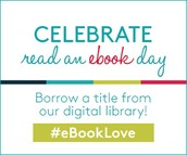 Read an eBook Day (September 18)