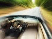 Speeding.