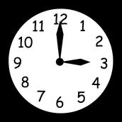 Horas:
