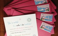 Beautiful Paper Invitations