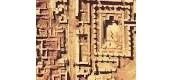 Map of Mohenjo-Daro and Credits