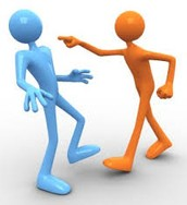 what is a conflict? its a disagreement between people