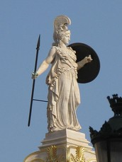 Join the Athenian culture, we have a democracy, where we let our people rule.