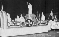 This is a parade held by the KKK in Washington.