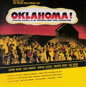 Oklahoma! Musical based on a play from the 1906 OK Territory
