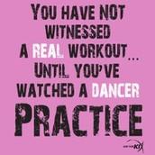 Never underestimate a dancer