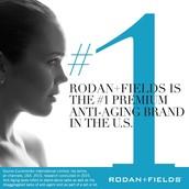 #1 Premium Anti-Aging Brand in the U.S.