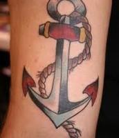 Anchor Tattoos