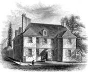 The Penn Mansion