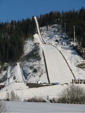 What is Ski Jumping?