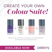 Create your own Colour Suite