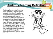 A Definition in Audity.