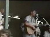 Elvis first concert