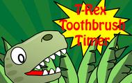 T-Rex Toothbrush Timer