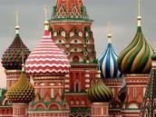 """""""St. Basil's Cathedral"""""""