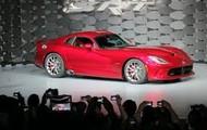 The new Dodge Viper