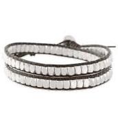 Nugget wrap bracelet- original price $39, sale $25