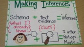 Schema + Text Evidence = Inference