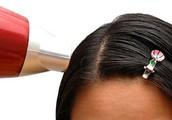 4. I BLOWDRY MY HAIR TWICE A DAY!