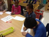 Writing our Gingerbread stories