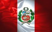 Peru's flag