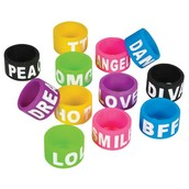 Text Rings!