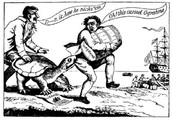 Economic Problems: Embargo Of 1807