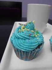Los mas sabrosos cupcakes!