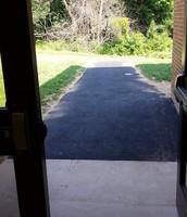 New Walkway!