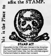 Stamp act act
