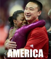 Gabby and Her Coach Liang
