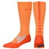 Orange elite socks