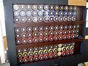 The Bombe machine