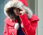 Mila Kunis wears Shiver Buddy!
