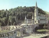Santuario de Nôtre Dame de Lourdes