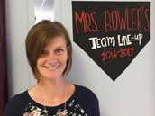 Nichole Bowler a New Teacher in Second Grade