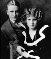 F. Scott and Zelda Fitsgerald