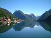 Norway lakes